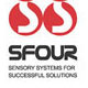 Flyer for S-Four company (side 1)